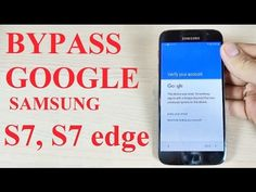 Bypass Google Account Samsung S7, S7 edge (Android 6.0.1) - YouTube