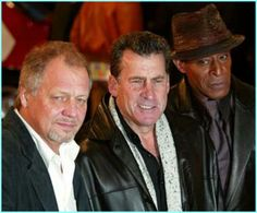 David Soul, Paul Michael Glaser, & Antonio Fargas
