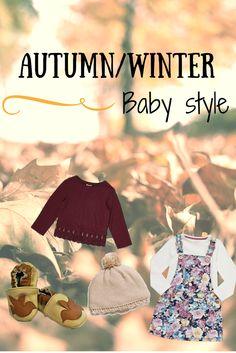 Baby Fashion - A/W 2015