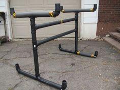 3 kayak storage rack | How to make an outdoor Kayak Storage Rack
