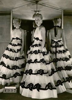 Madeleine Vionnet, fashion designs from the 1930's