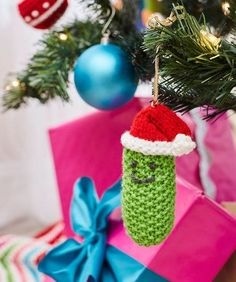 Jolly Pickle Ornament