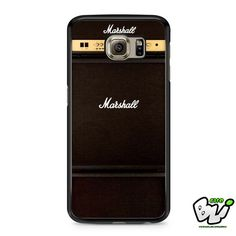 Marshall Jmd Amplifier Samsung Galaxy S7 Edge Case