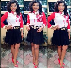 50 Best Mercy Aigbe Images African Fashion African Outfits