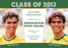 graduation party invitation brenners and i paging phillip