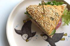 Sunde sandwichbrød | Brød og boller | Forstadsmor Avocado Toast, Sandwiches, Picnic, Flutes, Breakfast, Food, Morning Coffee, Flute, Essen