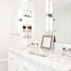 Calacatta Marble Countertops
