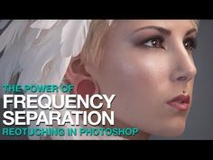 The Amazing Power of Frequency Separation Retouching in Photoshop. Take care of skin textures like a PRO with frequency separation. Smooth skin without making it look fake. Photoshop Youtube, Photoshop Tips, Photoshop Tutorial, Advanced Photoshop, Photoshop For Photographers, Photoshop Photography, Photography Tutorials, Photo Retouching, Photo Editing