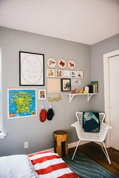 shelter and shine: AXEL'S BIG BOY ROOM