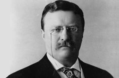 "Sunday Snippet: Theodore Roosevelt - ""If you could kick the person in the pants responsible for most of your trouble, you wouldn't sit for a month."""