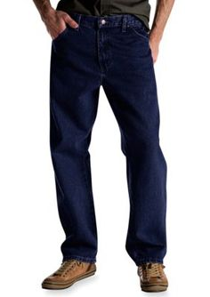 Dickies Indigo Blue Relaxed Fit Jeans