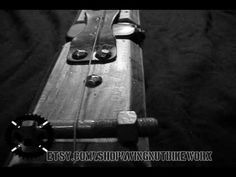 Wingnut Bike Works: Electric Diddley Bow in tribute to One String Sam....