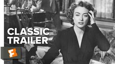 Possessed (1947) Official Trailer - Joan Crawford, Van Heflin Thriller Movie HD - YouTube