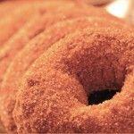 Gluten-Free, super easy & somewhat addicting, Pumpkin Pie Donuts http://blog.julesglutenfree.com