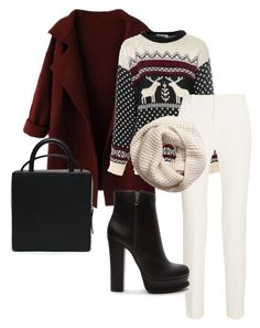 """""""untitled #7"""" by aloha-tsyglina on Polyvore featuring Glamorous, Roland Mouret, H&M and Forever 21"""