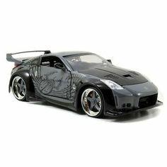 Jada 1 24 Display Fast & Furious Tokyo Drift D.'s 2003 Nissan Diecast Car for sale online Nissan 350z, Fast And Furious, Honda S2000, Honda Civic, Tokyo Drift, Performance Wheels, Play Vehicles, Jada Toys, Nissan Silvia