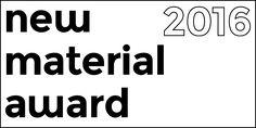 Home - New Material Award
