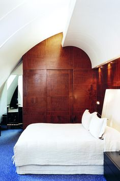 At The Halkin by COMO, London. By Hotelied.