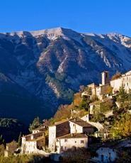 Village perché de Brantes