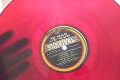 survival 1979 red wax