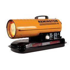 REMINGTON REM-80T-KFA-O 80,000 BTU Portable Forced Air Kerosene Heater, Orange/Black Best Space Heater, Heating Oil, Air Pressure Gauge, Kerosene Heater, Forced Air Heating, Portable Heater, Fuel Oil, Bring The Heat, Outdoor Material