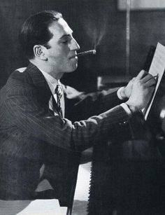 George Gershwin 1927