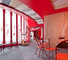 Espacio de la Fundación Voces creado por María García Agea en Casa Decor Madrid 2013