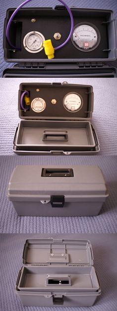 Regulators 16056: Scuba Diving Regulator Test Tool Kit - Portable - Maintenance Service Gauges -> BUY IT NOW ONLY: $295.0 on eBay!