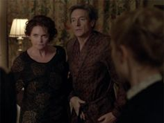 Fortune hunter Lord Hepworth caught with his pants down on Downton Abbey Christmas Special 2011