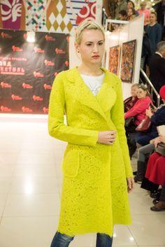 Кружевной кардиган ручной работы от ЯГИ.  #модныйкардиган #женскаяодежда #handmadeclothing #cardigan