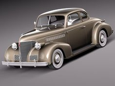 Chevrolet 1939 Coupe! Want one in burnt orange!! Sick!