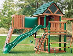 playgrounds sets | Home Playground Buying Guide