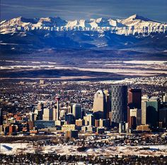 The most amazing city in the World. @calgary2012 #sceneYYC