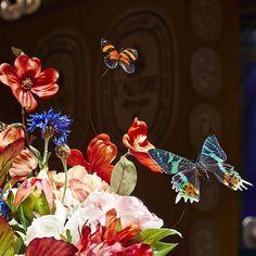 #diptyque #boutique #34 #boulevardsaintgermain #paris #fleurs #flowers #printemps #spring #papillons #butterflies