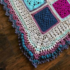 Welcome to the Vibrant Vintage CAL - Jan 2016 -  (VVCAL) Information Page! Here you will findthe fully-linked timeline (near the top for easy access), design basics, and color choices for our blanket. I'll link...