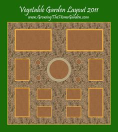 Vegetable Gardening for Beginners: Advice on plot size, which vegetables to grow, and other vegetable garden planning tips from The Old Farmer's Almanac. Description from gardendesignn.com. I searched for this on bing.com/images