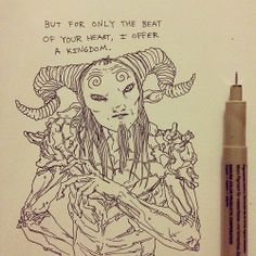#Pans_Labyrinth_quote