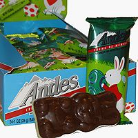 Andes Mint Bunny - 24 ct Peanut, tree nut and gluten-free!