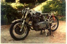 1971 Egli Laverda 750 SF Special - Naked!!!