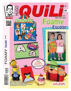 Revista Foamy Escolar No. 66