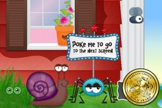 Itsy Bitsy Spider: $1.99  A friendly tutor (a fly!) teaches your child about nature and the environment.