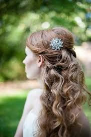 Image result for wavy wedding hair