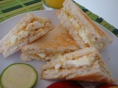 Filipino Recipe Egg Sandwich Spread