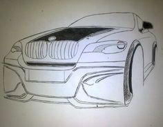 """Check out new work on my @Behance portfolio: """"BMW X6M by Nuhkadi"""" http://be.net/gallery/31803389/BMW-X6M-by-Nuhkadi"""