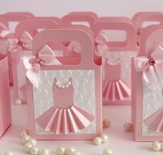 Bailarina Ballerina Birthday Parties, Ballerina Party, Birthday Gift Bags, Baby Birthday, Girl Baby Shower Decorations, Birthday Decorations, Party Bags, Party Favors, Baby Girl Cards