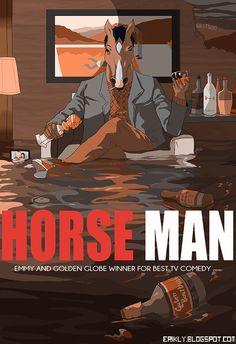 Erik Ly : bojack horseman
