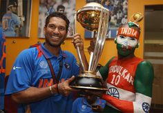 Sachin 'Humble' Tendulkar or Sachin 'Generous' Tendulkar, call him what you want but you can't do justice to his magnanimity.<br><br>The Master Blaster holds 'The Cup of Joy' with one of his most loyal fans, giving him one of the most joyous moments of his life too.
