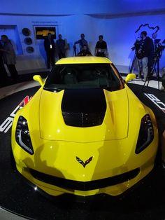 2015 Chevrolet Corvette Stingray Z06
