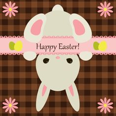 Illustrator: Create Your Own Easter Bunny Greeting Card!