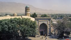 Dushanbe (Душанбе), Tajikistan